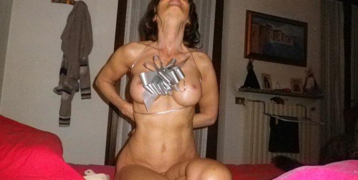 Foto porno erotiche amatoriali di donna italiana - 01