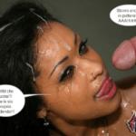 Mulatta spompina sei ragazzi inglesi – Fotoromanzo Porno – 14